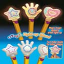 MAGIC LIGHT UP WAND ( 3 STYLES) (Hong Kong)