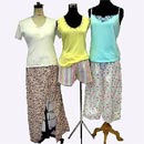 Lady's Fashion Clothing Set (Hong Kong)