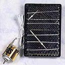 Solar Cell Module 1V (including motor and wire with motor clip) (Hong Kong)