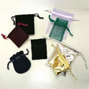 Jewelry Pouch (Hong Kong)