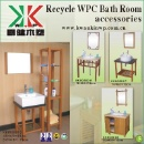 Recyle WPC Bath Room Accessories (Hong Kong)