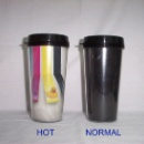 Double Wall Plastic Magic Tumbler (Hong Kong)