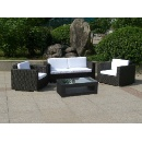 Outdoor Rattan Lounging Set (Hong Kong)