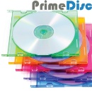 Slim Jewel Case for CD, DVD & Blu-Ray Disc Packing (Hong Kong)