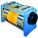 Permanent Magnet Synchronous Gearless Machine for Elevators (China)