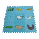 Animal Puzzle Mat (China)