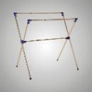 Stainless Steel Clothes Rack (Mainland China)