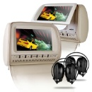 HD905 Headrest Car DVD Player (Hong Kong)