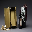 Foldable Paper Wine Box (Taiwan)