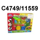 Kid's Dough Moulding Set (Hong Kong)