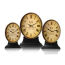 Decorative Metal Handicraft Clock (India)