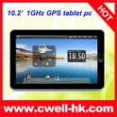 10 Inch GPS Tablet PC (Mainland China)