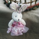 Doll-like Bag Charm,Bag Accessories (Hong Kong)