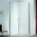 Corner Shower Enclosure with double doors (Mainland China)