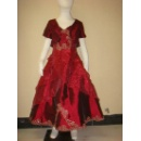 2012 Latest Evening Dress for Girls (Hong Kong)