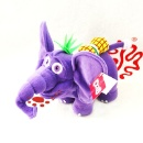 Elephant Plush Toy (China)