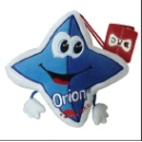 Orion Plush Toys Star Pendant (China)