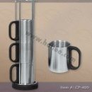Stainless Steel Cup Set (Hong Kong)