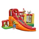 2017 New Design 11 in 1 Play Center, Inflatable Bouncer for Kids  (China)