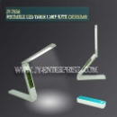 Foldable LED Table Lamp with Calendar (Hong Kong)