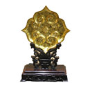 Decorative Gold Plate (China)