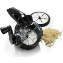 Revolving Food Processor with New Etched Blade (Hong Kong)