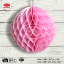 Paper Honeycomb Ball (Mainland China)