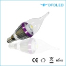 1W 82lm DFD LED Candle Light (China)