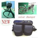 Solar Bicycle Bag (Hong Kong)