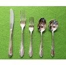 Stainless Steel Dinner Set (Hong Kong)