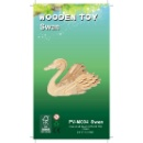 Swan 3D Puzzle (Mainland China)