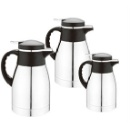 Double Wall Stainless Steel Vacuum Coffee Pot (Hong Kong)