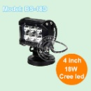 4 Inch LED Light Bar (Mainland China)