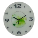 Glass Wall Clock (Hong Kong)