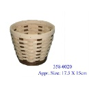 Round Storage Basket (Hong Kong)