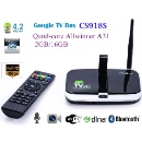 Quad Core Allwinner A31 2GB/16GB Android 4.4 android TV Box (Hong Kong)