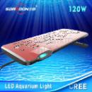 Lámpara marina llena programable del acuario del CREE LED del espectro 120W (China)