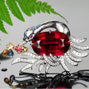 Pendant and Brooch (Taiwan)