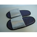 Satin with PVC Bottom Slippers (Hong Kong)
