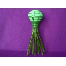 "9.5""Bouquet Holder(Green Foam) (Hong Kong)"