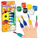 Paint Brush - Finger Brushes Set (Hong Kong)