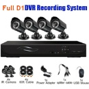 DVR and Camera Kit (Mainland China)