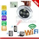 Bulb Lamp Wifi Camera (China)