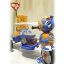 Ride-On Tricycle (China)