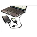 8.4V, 12V, 16V, 19V Universal Solar Power Bank for Laptop, Digital Camera, Mp3, Mp4 (Hong Kong)