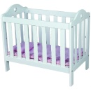 Wooden toy baby bed (Mainland China)