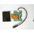 TCon Board LVDS, Input or TTL Input to RGB Interface Timing Control Board (Hong Kong)