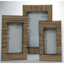 Wooden Photo Frame (Hong Kong)