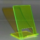 NEON Green Acrylic Phone Holder (China)