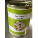 Canned Lychee (China)